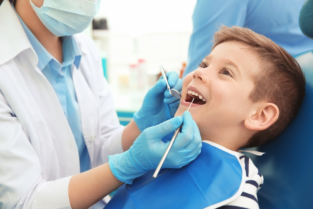 The Importance of Child Dental Care - Refresh Dental